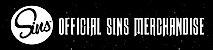 Official Sins Merchandise's Company logo