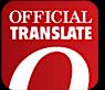 Official Translate's Company logo
