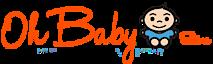 Oh Baby Store's Company logo