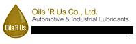 Oils 'R Us's Company logo