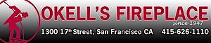 Okell's Fireplace's Company logo