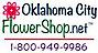 Oklahoma City Flower Shop Logo