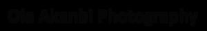 Ola Akanbi Photography's Company logo