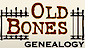 Old Bones Genealogy Logo