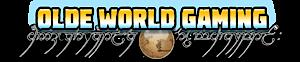Olde World Gaming's Company logo