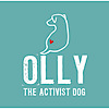 Olly The Activist Dog's Company logo