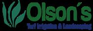 Olson's Irrigation & Landscaping's Company logo