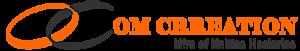 Om Crreation's Company logo