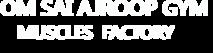 Om Sai Ajroop Gym's Company logo