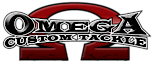 Omega Custom Tackle's Company logo