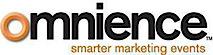 Omnience's Company logo