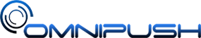 Omnipush's Company logo