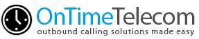 On Time Telecom's Company logo