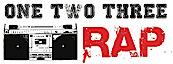 One, Two, Three Rap's Company logo