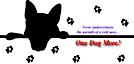 One Dog More's Company logo