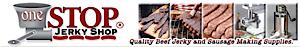 One Stop Jerky Shop's Company logo