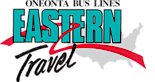 Oneonta Bus Lines / Eastern Travel's Company logo