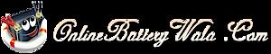 Online Battery Wala's Company logo