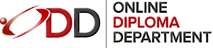 Online Diploma Department's Company logo