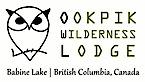 Ookpik Wilderness Lodge's Company logo