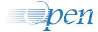 Open International System's Company logo