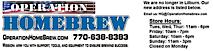 Operation Homebrew's Company logo