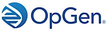 OpGen's Company logo