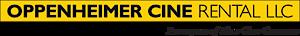 Oppenheimer Cine Rental's Company logo