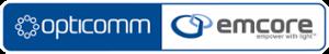 Opticomm's Company logo