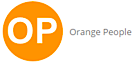 Orange People's Company logo