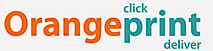 Orange Print's Company logo