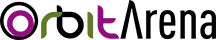 Orbitarena's Company logo