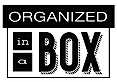 Organized In A Box's Company logo