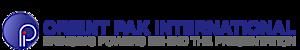Orient Pak International's Company logo