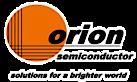 Orion Semiconductor's Company logo