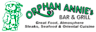 Lifestyle Meals's Competitor - Orphan Annie's Bar & Grill logo