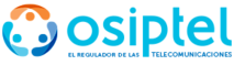 Osiptel's Company logo