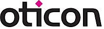 Oticon's Company logo