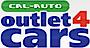 Outlet 4 Cars Logo