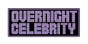 Overnight Celebrity's Company logo