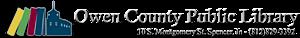 Owen County Public Library's Company logo