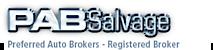 Pab Salvage's Company logo