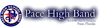 Pace High Band's Company logo