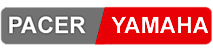 Pacer Yamaha's Company logo