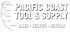 Custom Tool Supply's Competitor - Pacific Coast Tool & Supply logo