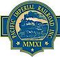 Pacific Imperial Railroad's Company logo