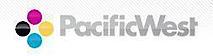 Pacific West Litho's Company logo