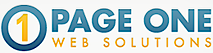 Page One Web Solutions's Company logo