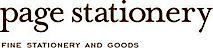 Page Stationery's Company logo