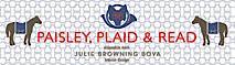 Paisley, Plaid & Read's Company logo